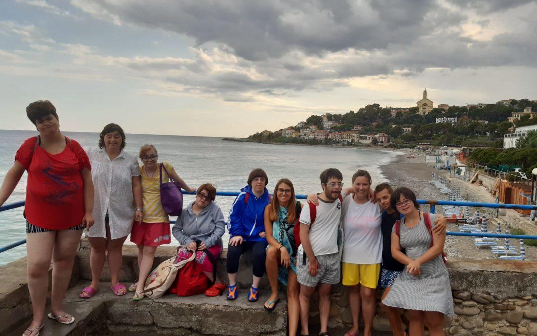 Weekend al mare per i ragazzi dell'Associazione